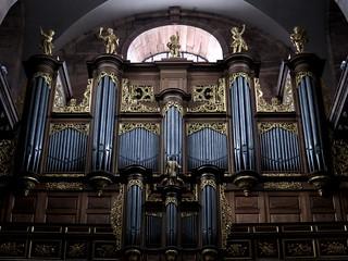 Où ai-je vu ces orgues ? Dans la cathédrale Saint-Christophe de Belfort [Explore 26/11/2017]