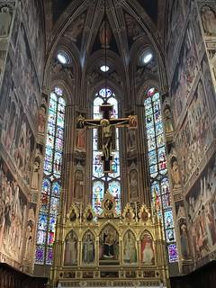 Basilic of Santa Croce, Florence, Italy - Basilica di Santa Croce, Firenze.