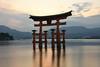 Torri - Mijajimi (Callewaertkim) Tags: torri holiday japan mijajimi motion landscape