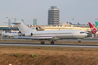 N289MT Boeing 727 Honeywell, Los Angeles