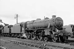 44674 (Gricerman) Tags: carstairs carstairsshed black5 black5class 460 44674 steam steambr steammidland midland midlandsteam midlandsteambr br britishrailways brsteam brmidland lms