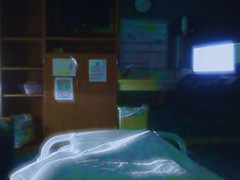 DAYTIME IN HOSPITAL (sadler0) Tags: hospitalbed hospital patient migraine suicidal suicide hullicination