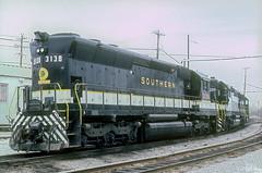 Southern SD45 3138 (Chuck Zeiler) Tags: sr sou southernrailway sd45 3138 railroad emd locomotive chattanooga chuckzeiler chz