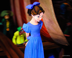 Oh, No, It's Monday! (ddindy) Tags: peterpan peterpansflight wendydarling magickingdom waltdisneyworld disneyworld disney orlando florida