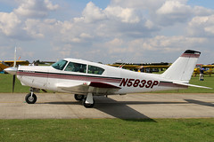 N5839P (GH@BHD) Tags: n5539p piper pa24 pa24180 comanche laa laarally laarally2017 sywellairfield sywell aircraft aviation