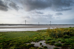 Mersey Gateway 2 (nds6346) Tags: mersey gateway bridge river cheshire widnes runcorn nikon nikond5300 nikonphotography