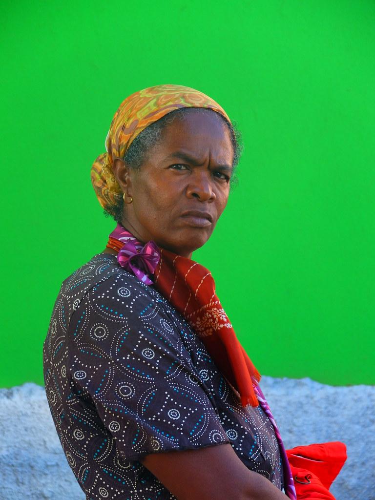 Cherche femme cap vert