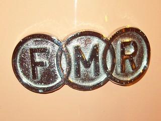 612 Messerschmidt Car Badge - History