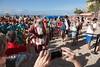 Santa Claus Arrives at Outrigger Waikiki Beach Resort - 12-09-17 (@HawaiiIRL) Tags: santa claus arrives outrigger waikiki beach resort 120917 santaclaus outriggerwaikiki waikikibeach canoe