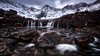 Fairy Pools Rocks Mountains Snow (Dave Massey Photography) Tags: isleofskye scotland fairypools cullins waterfalls
