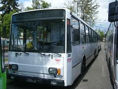 Bus at Pardubice 65th trolleybus anniversary (johnzebedee) Tags: bus motorbus transport publictransport pardubice depot czechrepublic johnzebedee skoda skoda14tr