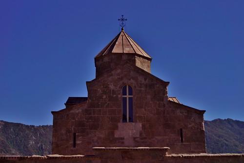 Odzun - monastère 3