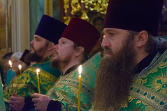 Вечерняя молитва накануне именин Правящего архиерея_08_ 02,11,2017