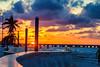 Sundown (jon5cents) Tags: 5dmkii canon mexico progreso ef24105mmf4l sunset