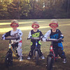 1155 (StriderBikes) Tags: 12 2017 blue boy brother friends gloves goggles grass honda jersey multiple october photocontestentry red serious siblings smile sport suzuki thor yellow racer lexington tennessee unitedstates us