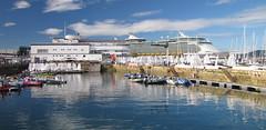 Vigo, Spain - IMG_8438a (Captain Martini) Tags: cruise cruising cruiseships royalcaribbean navigatoroftheseas vigo spain galicia vigoroyalyachtclub realclubnautico