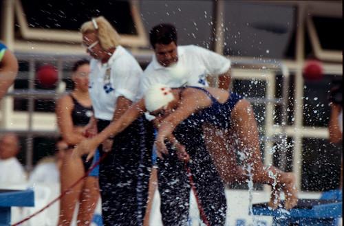 458 Swimming EM 1991 Athens