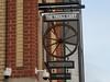 The Troll Cart PH, Great Yarmouth, Norfolk (LookaroundAnne) Tags: gwuk wheel cart round circle circular sign pub publichouse hotel greatyarmouth yarmouth norfolk