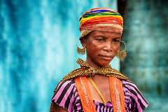 Ankadelli market (Adivasis) (Ma Poupoule) Tags: inde india marché market asie asia adivasis tribes tribal tribus porträt portrait ritratti ritratto retrato regard street ankadelli orisha orissa