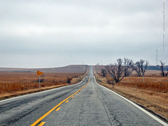 K-99 thru the Flint Hills, 19 Feb 2017 (photography.by.ROEVER) Tags: kansas trip roadtrip 2017 february february2017 greenwoodcounty drive driving driver driverpic ontheroad road highway k99 highway99 flinthills rural country southbound usa