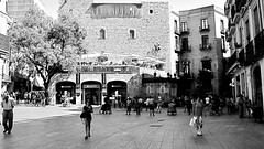 Barcalona Square (Martin's Online Photography) Tags: square barcelona placa sqaure placadecarles