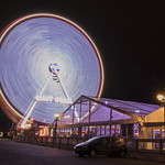 Moving lines: Giant Wheel, Cardiff Winter Wonderland thumbnail