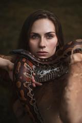 Ophidian (aleah michele) Tags: snake serpent serpentine ophidian dante eve eden