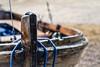 Old rowing boat, Reeve's beach, Whitstable (Aliy) Tags: boat rowingboat oldboat reevesbeach whitstable kent beach