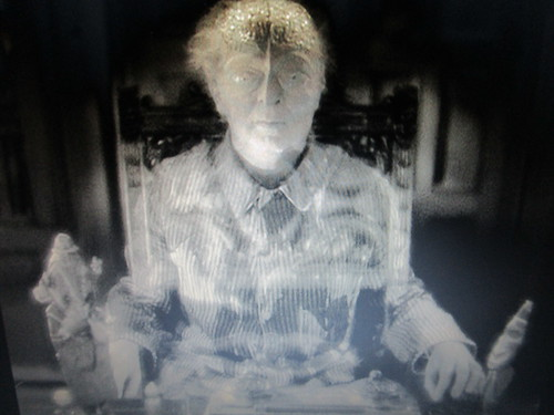 Hypnotic Ghostly Vision of Doctor Evil like Crime Lord Dr Mabuse 4899
