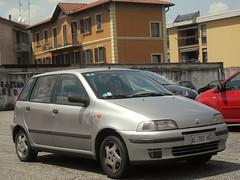 Fiat Punto 75 ELX 1996 (LorenzoSSC) Tags: fiat punto 75 elx 1996