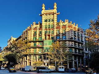 Barcelona, La Casa China