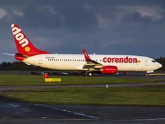 Corendon Dutch Airlines | Boeing 737-86J | PH-CDH (FlyingAnts) Tags: corendon dutch airlines boeing 73786j phcdh corendondutchairlines boeing73786j klmengineering airlivery norwichairport norwich nwi egsh canon canon7d canon7dmkii