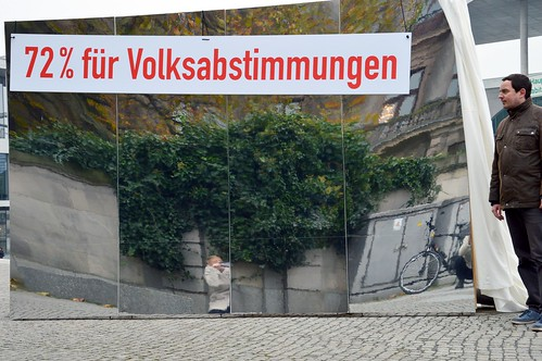 "Mehr Demokratie enthüllt ""Spiegel der Gesellschaft"""