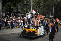 """Carnaval de Calaveras"" Desfile Muertos CDMX 2017 (El Volador S.A.) Tags: volador event street family calaveras carnaval desfile череп muertos mexico cdmx elvolador"