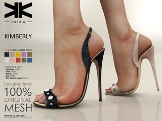 Kimberly :: Woman Shoes :: 10-colors