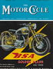 1950,s Posters and Magazine Covers (jorvikiwi) Tags: scan bsa goldenflash