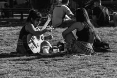 She is a rocker! (Wal Wsg) Tags: sheisarocker ellaesunarockera she is rocker guitar guitarra girl mujer woman femme garota girls mujeres woman´s byn bw blancoynegro blackandwhite dia day park parque argentina argentinabsas buenosaires caba capitalfederal ciudadautonoma ciudaddebuenosaires villacrespo parquecentenario canoneosrebelt3 calle callejeando street streets streetsbw candid candidstreet candidbw phwalwsg