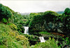Pools of Ohe'o (late 80's/early 90's) (jcc55883) Tags: maui hawaii poolsofoheo sevensacredpools hana roadtohana haleakalanationalpark film oldfilm filmphotography 35mmfilm 35mm canon canon35mm