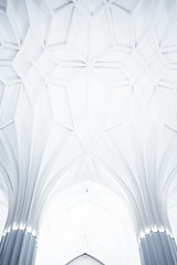 paulinum iii. (jantschatschula) Tags: architecture white church paulinum germany leipzig university opening 7dwf minimal minimalism out haunting mood moody universität old instawalk