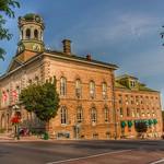 Brockville Ontario - Canada - Brockville City Hall - Heritage thumbnail
