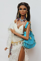 Eden (Isabelle from Paris) Tags: fashion royalty nuface changing winds eden fairytale convention