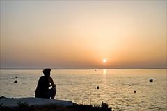 _|_o__ (Heinrich Plum) Tags: heinrichplum plum fuji xe2 xf1855mm portugal algarve faro abendstimmung eveningatmosphere feierabend workisdone sea meer sonnenuntergang sunset eveningsun
