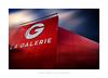 La Galerie (Anne-Françoise LAURANS) Tags: architecture rouge nikon urban city colors design futurist moderne batiment