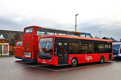 Lynx 9 PF10MDY - Kings Lynn (KA Transport Photography) Tags: lynx 9 pf10mdy kings lynn
