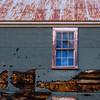 (jtr27) Tags: dscf4777xl jtr27 fuji fujifilm fujinon xt20 xtrans xf 50mm f2 f20 wr rwr abandoned building square blue tarp maine newengland
