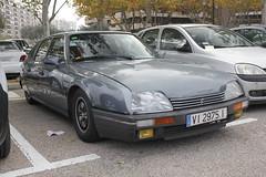 1987 Citroën CX 22 TRS (coopey) Tags: 1987 citroën cx 22 trs