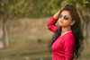 Beauty In Red (san_shukla) Tags: 2017 be beauty beautyinred red reddress gorgeousgirl indiangirl girl redlips
