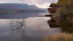 Duke of Portland Boathouse (mandysp8) Tags: thelakedistrict cumbria lake sunrise boathouse uk