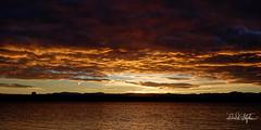 Cherry Creek Reservoir At Sunset (dcstep) Tags: dsc0245dxo sonya7riii fe2470mmf28gm cherrycreekstatepark colorado usa aurora allrightsreserved copyright2017davidcstephens dxophotolab uncompressed reservoir sunset cherrycreekreservoir lake handheld rockymountains captureone