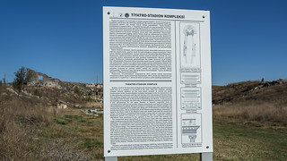AIZONAI Ancient City.  Cavdarhisar/Turkey